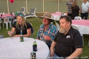 "TMRA - Peter & Donna's house warming - ""Ironbark Lodge"" - Saturday, 19 October 2013 - 06.50PM"
