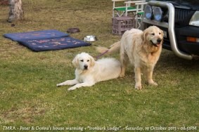 "TMRA - Peter & Donna's house warming - ""Ironbark Lodge"" - Saturday, 19 October 2013 - 06.51PM"