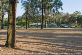 "TMRA - Peter & Donna's house warming - ""Ironbark Lodge"" - Sunday, 20 October 2013 - 07.26AM"