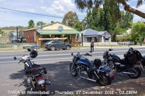 TMRA at Nimmitabel - Thursday, 27 December 2012 - 02.28PM