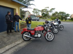Aussie Triples Rally - Saturday, 17 August 2013 - 09.16AM