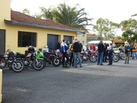 Aussie Triples Rally - Saturday, 17 August 2013 - 09.38AM