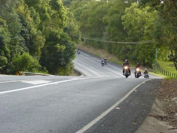 Aussie Triples Rally - Saturday, 17 August 2013 - 10.13AM