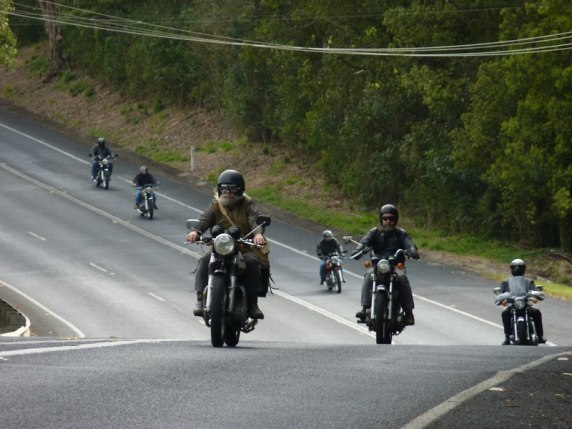 Aussie Triples Rally - Saturday, 17 August 2013 - 10.16AM