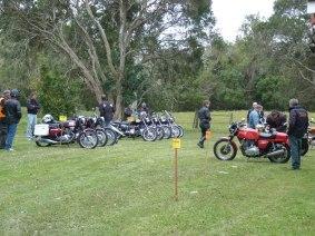 Aussie Triples Rally - Saturday, 17 August 2013 - 11.54AM