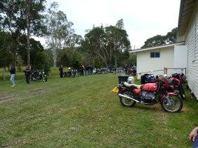 Aussie Triples Rally - Saturday, 17 August 2013 - 11.55AM