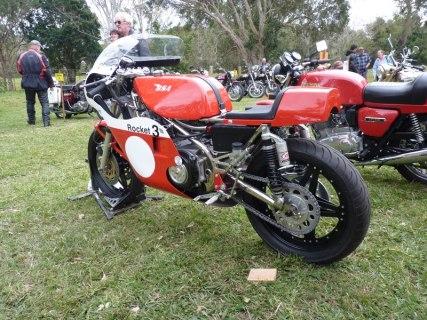 Aussie Triples Rally - Saturday, 17 August 2013 - 12.53PM
