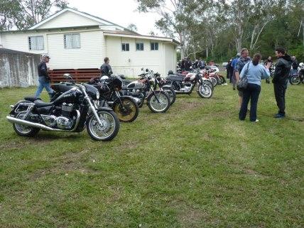 Aussie Triples Rally - Saturday, 17 August 2013 - 12.55PM