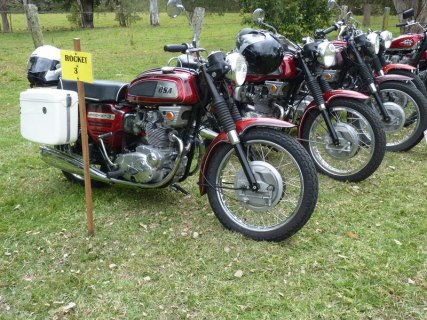 Aussie Triples Rally - Saturday, 17 August 2013 - 12.58PM