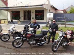 Southern Triples Rally - Kangaroo Valley - Friday, 24 May 2013 - 12.31PM