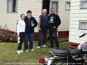Southern Triples Rally - Kangaroo Valley - Friday, 24 May 2013 - 03.35PM