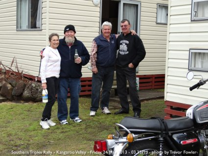 Southern Triples Rally - Kangaroo Valley - Friday, 24 May 2013 - 03.35PM