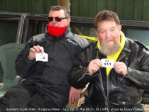 Southern Triples Rally - Kangaroo Valley - Saturday, 25 May 2013 - 10.12AM