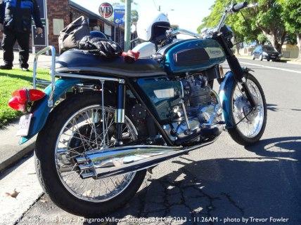 Southern Triples Rally - Kangaroo Valley - Saturday, 25 May 2013 - 11.26AM
