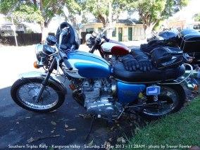 Southern Triples Rally - Kangaroo Valley - Saturday, 25 May 2013 - 11.28AM