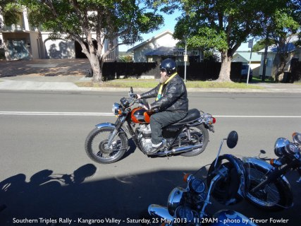 Southern Triples Rally - Kangaroo Valley - Saturday, 25 May 2013 - 11.29AM