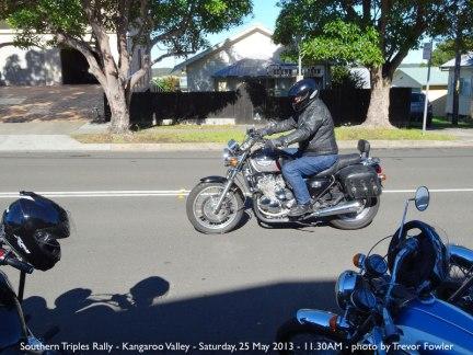 Southern Triples Rally - Kangaroo Valley - Saturday, 25 May 2013 - 11.30AM