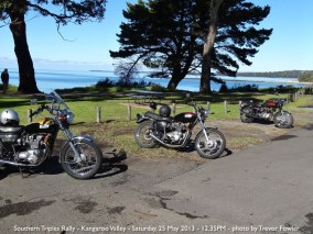 Southern Triples Rally - Kangaroo Valley - Saturday, 25 May 2013 - 12.35PM