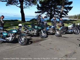 Southern Triples Rally - Kangaroo Valley - Saturday, 25 May 2013 - 12.36PM
