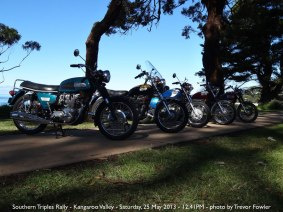 Southern Triples Rally - Kangaroo Valley - Saturday, 25 May 2013 - 12.41PM