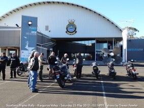 Southern Triples Rally - Kangaroo Valley - Saturday, 25 May 2013 - 03.14PM