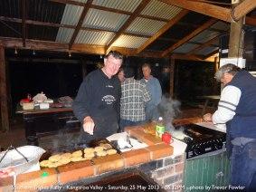 Southern Triples Rally - Kangaroo Valley - Saturday, 25 May 2013 - 06.32PM