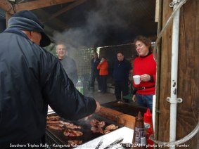 Southern Triples Rally - Kangaroo Valley - Sunday, 26 May 2013 - 08.32AM