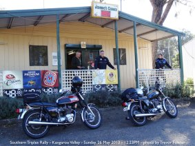 Southern Triples Rally - Kangaroo Valley - Sunday, 26 May 2013 - 12.23PM