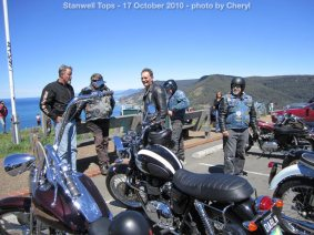 Stanwell Tops - 17 October 2010