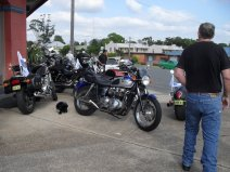 Ric Lord Memorial Ride, Kurri Kurri - Saturday, 21 November 2015 - 09.46AM