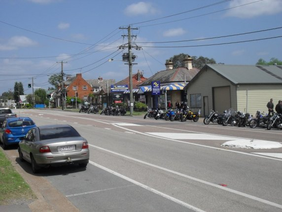 Ric Lord Memorial Ride, Kurri Kurri - Saturday, 21 November 2015 - 11.26AM