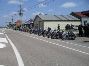 Ric Lord Memorial Ride, Kurri Kurri - Saturday, 21 November 2015 - 11.27AM