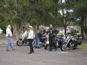 Ric Lord Memorial Ride, Kurri Kurri - Saturday, 21 November 2015 - 01.27PM