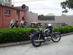Ric Lord Memorial Ride, Kurri Kurri - Saturday, 21 November 2015 - 04.03PM