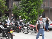 Ric Lord Memorial Ride, Kurri Kurri - Saturday, 21 November 2015 - 04.03PM