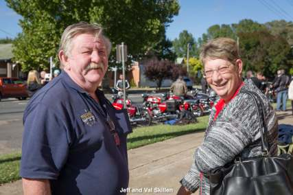 Jeff and Val Skillen