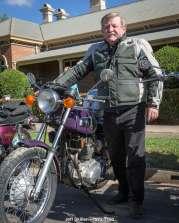 Jeff Skillen - 1972 T150