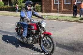 Bill Lewis - 1969 BSA A75