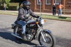 Dave Phillis - 1974 T150
