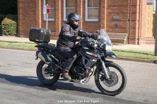 Len Skipper (Tail End Tiger)