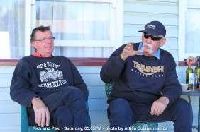 Rick and Paki - Saturday, 05.05PM