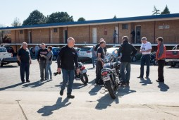 TMRA ANNUAL RALLY - BATHURST - Saturday, 24 September 2016 - 08.46AM