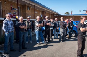 TMRA ANNUAL RALLY - BATHURST - Saturday, 24 September 2016 - 09.29AM