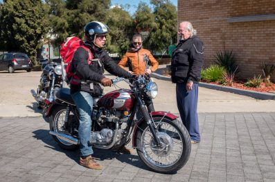 TMRA ANNUAL RALLY - BATHURST - Saturday, 24 September 2016 - 09.40AM