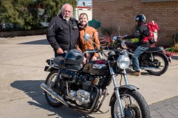 TMRA ANNUAL RALLY - BATHURST - Saturday, 24 September 2016 - 09.41AM