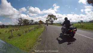 Bathurst to O'Connell
