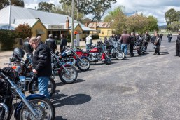 TMRA ANNUAL RALLY - BATHURST - Saturday, 24 September 2016 - 10.23AM