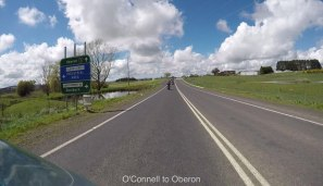 O'Connell to Oberon