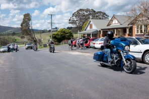 TMRA ANNUAL RALLY - BATHURST - Saturday, 24 September 2016 - 01.06PM