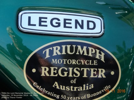 TMRA Ric Lord Memorial Weekend - Kurri Kurri Saturday, 19 November 2016 - 08.35AM